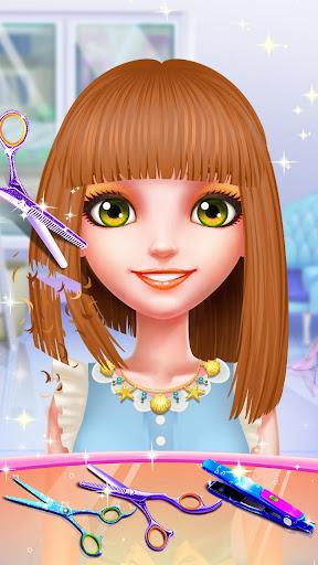 ud83dudc87ud83dudc87Girls Hair Salon 3.0.5038 screenshots 13