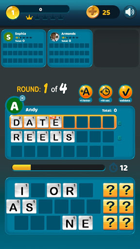 Puzzly Words: online word game 10.5.4 screenshots 2