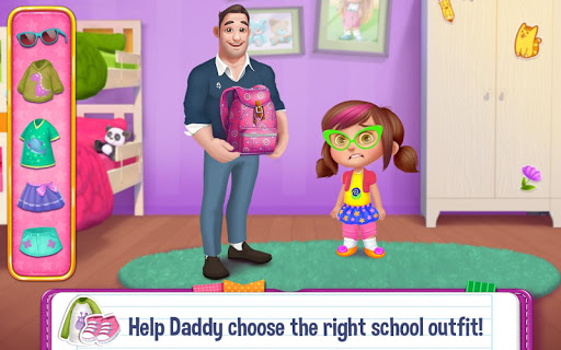 Daddy's Messy Day - Help Daddy While Mommy's away  screenshots 8