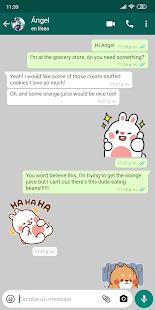 Tonton Friends Stickers for WA 2.0 Screenshots 1