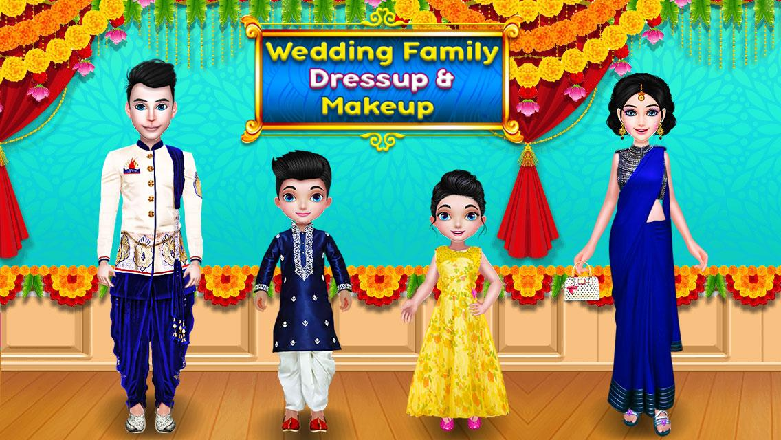 Royal Indian Wedding Dress Up And Makeover Games Android Aplikasi Appagg