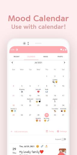 DailyLife - My Diary, Journal apktram screenshots 2