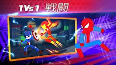 スーパーバッターヒーローズファイトのおすすめ画像4