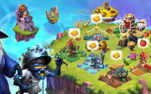 Monster Legends: Breeding Simulator & RPG Arena screenshots 17