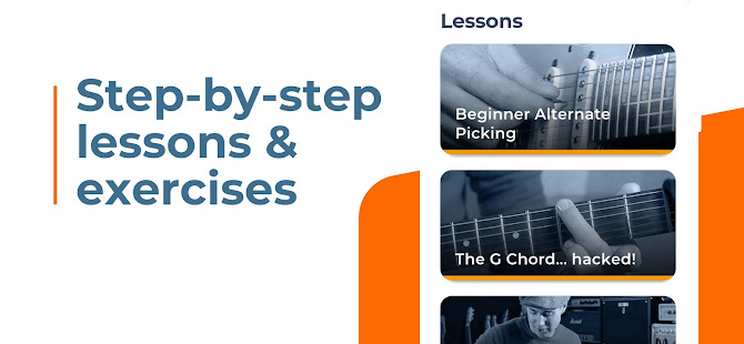 Justin Guitar Lessons & Songs: Learn How to Play 3.1.3 Screenshots 2