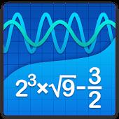 icono Calculadora Gráfica + Math