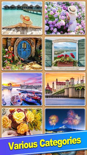 ColorPlanetu00ae Jigsaw Puzzle HD Classic Games Free  screenshots 8