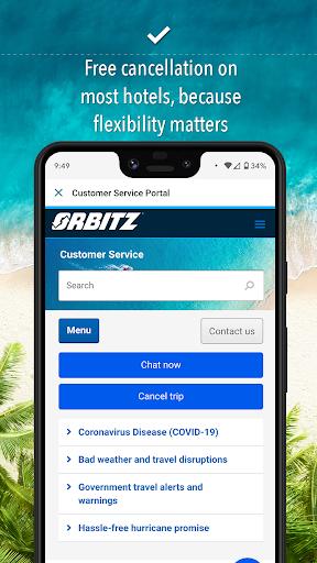 Orbitz Hotels & Flights apktram screenshots 2