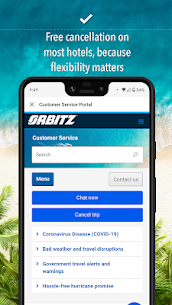 Orbitz  Hotel Flight For Pc | How To Install – (Windows 7, 8, 10 And Mac) 2