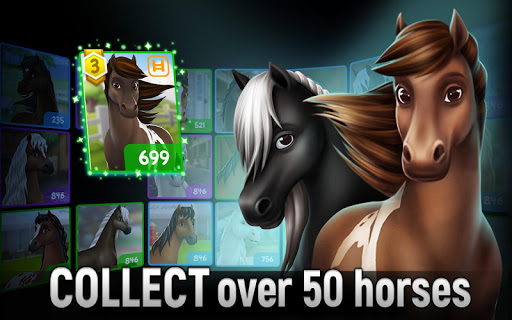 Horse Legends: Epic Ride Game android2mod screenshots 3
