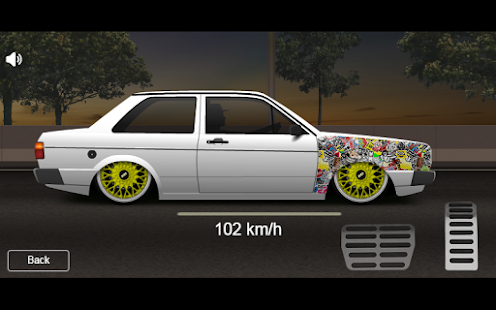 Tuning Voyagen Quadrado Screenshot
