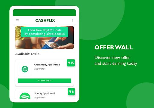 Paytm real cash app