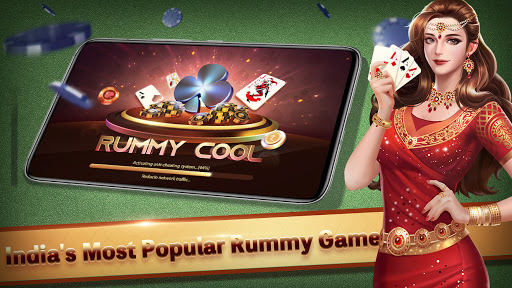 Rummy Cool-Indian Online Card Game 1.1.09 screenshots 1
