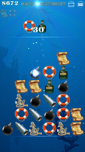 Magic Alchemist Under the Sea screenshots 6