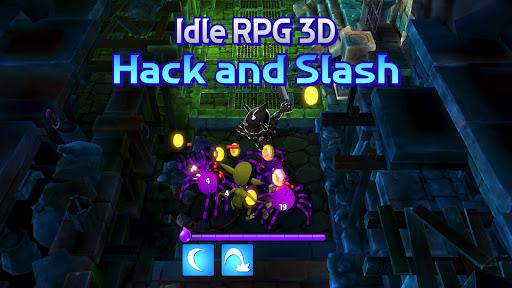 Grow Knight : idle RPG  screenshots 1