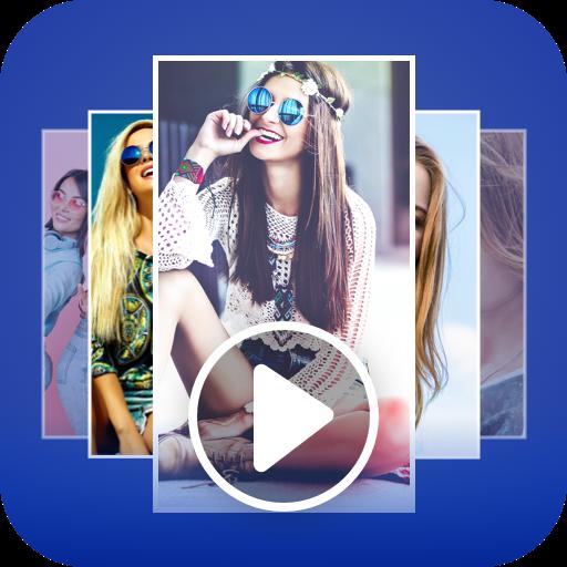 Music Video Maker: Foto Video