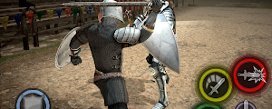 Télécharger Gratuit Knights Fight: Medieval Arena APK MOD (Astuce)