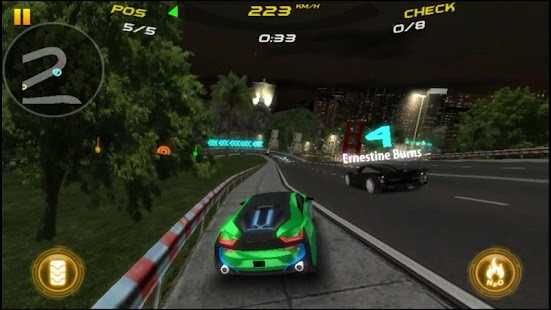 NSL World Free Racing - Cars Speed and Turbo Power Screenshot