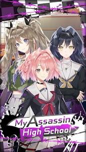 My Assassin High School Mod Apk: Moe Anime Girlfriend (Premium Choices) 1