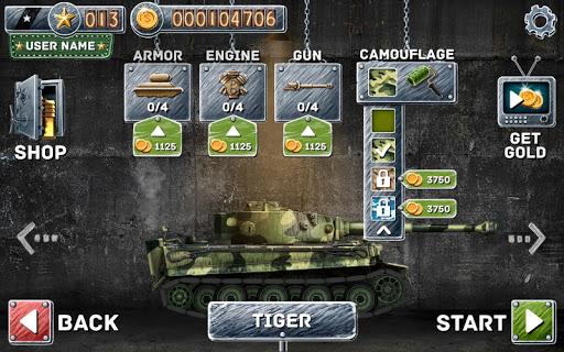 Front Line Hills: Tank Battles  screenshots 12