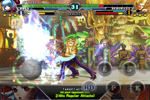 Code Triche THE KING OF FIGHTERS-A 2012(F) (Astuce) APK MOD screenshots 5