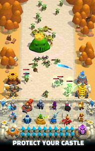 Wild Castle TD: Grow Empire Tower Defense MOD (Unlimited Money) 1