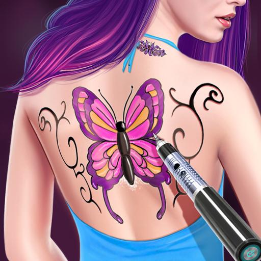 Tinta tato master- tato menggambar tato pembuat