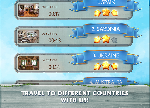 Around the world:Hidden Object screenshots 4