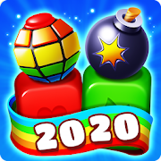 Toy Cubes Pop 2020