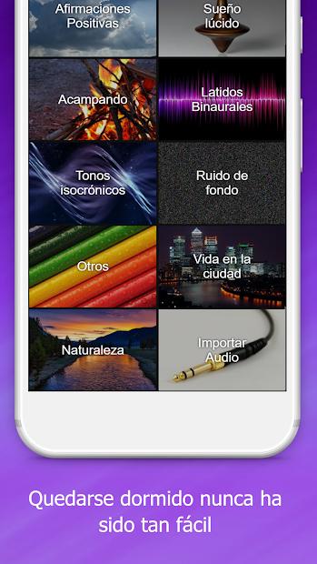 Imágen 6 de Sleep Orbit: Sonido Relajante para android