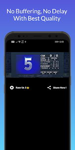 Bluestar Cricket MOD APK (All Live Match Unlocked) Download 8