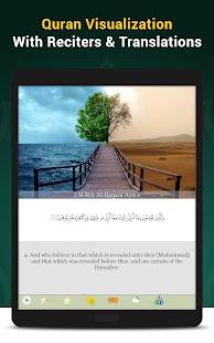 Quran Majeed u2013 u0627u0644u0642u0631u0627u0646 u0627u0644u0643u0631u064au0645: Prayer Times & Athan 5.5.5 Screenshots 14