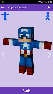 MineSkins 3D: Skins for Minecraft