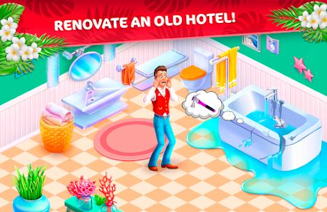 Hidden Hotel Miami Gizemi Para Hileli Apk Güncel 2021** 3