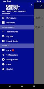 Gulf Coast Bank Mobile Banking