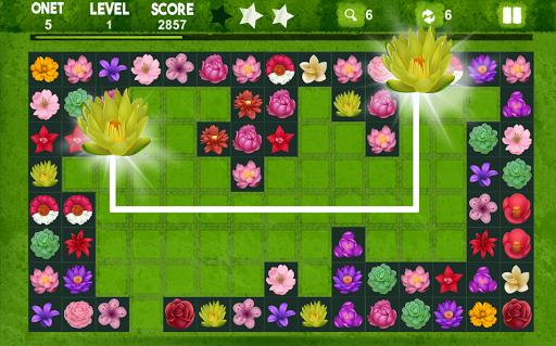 Onet Blossom - Flower Link 1.6 screenshots 11