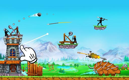 The Catapult 2: Grow Castleu30fbTower Defenseu30fbStickman goodtube screenshots 10