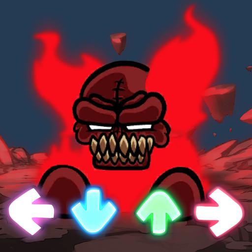 Horror FNF music battle: BF vs Tricky