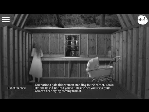 The Darkest Woods: Horror quest  screenshots 13