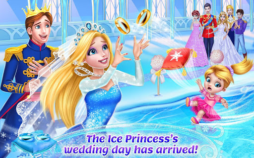 Ice Princess - Wedding Day  screenshots 10