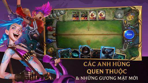 Huyền Thoại Runeterra | Legends of Runeterra apktreat screenshots 2