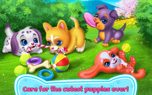 Puppy Love - My Dream Pet modavailable screenshots 11