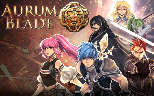 Aurum Blade EX 1.0.2 screenshots 1