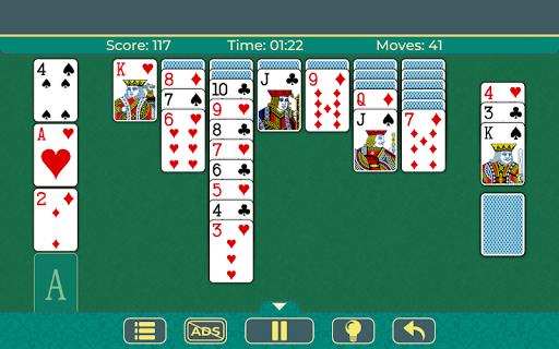 Solitaire Klondike classic. 2.2.12.RC de.gamequotes.net 4
