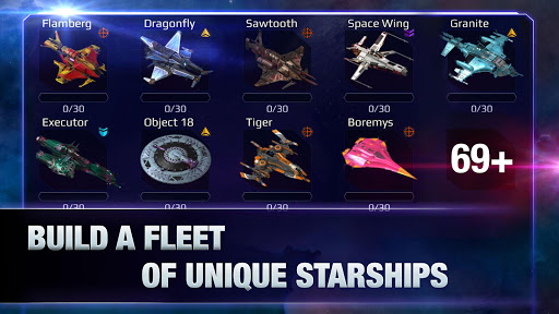 Star Conflict Heroes  screenshots 2