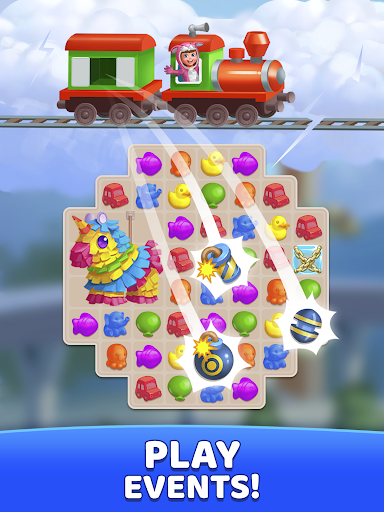 Fun Town : Park Match 3 Games  screenshots 23