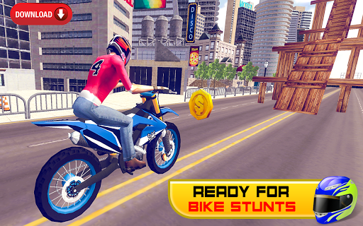 Bike Stunt Racing 3D - Free Games 2020 1.2 Screenshots 11