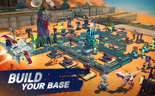 Transformers:Earth War android2mod screenshots 4