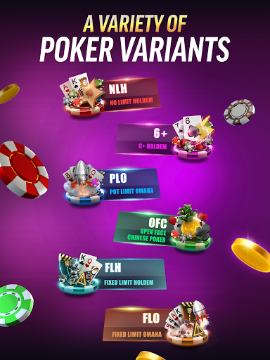 PokerBROS: Play Texas Holdem Online with Friends  Screenshots 12