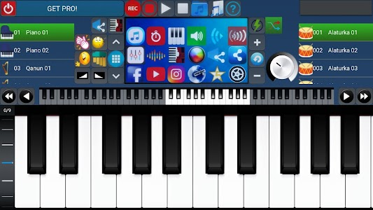 Portable ORG Keyboard 2.0.0